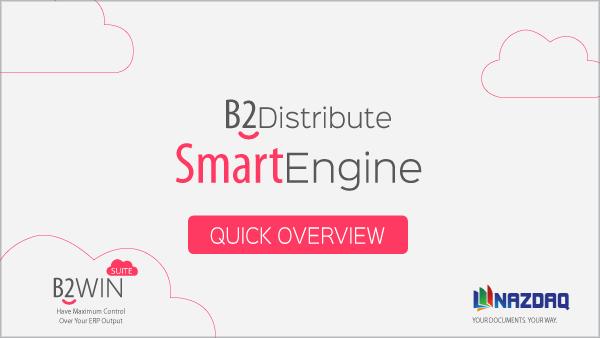 B2Distribute SmartEngine Quick Overview Thumbnail